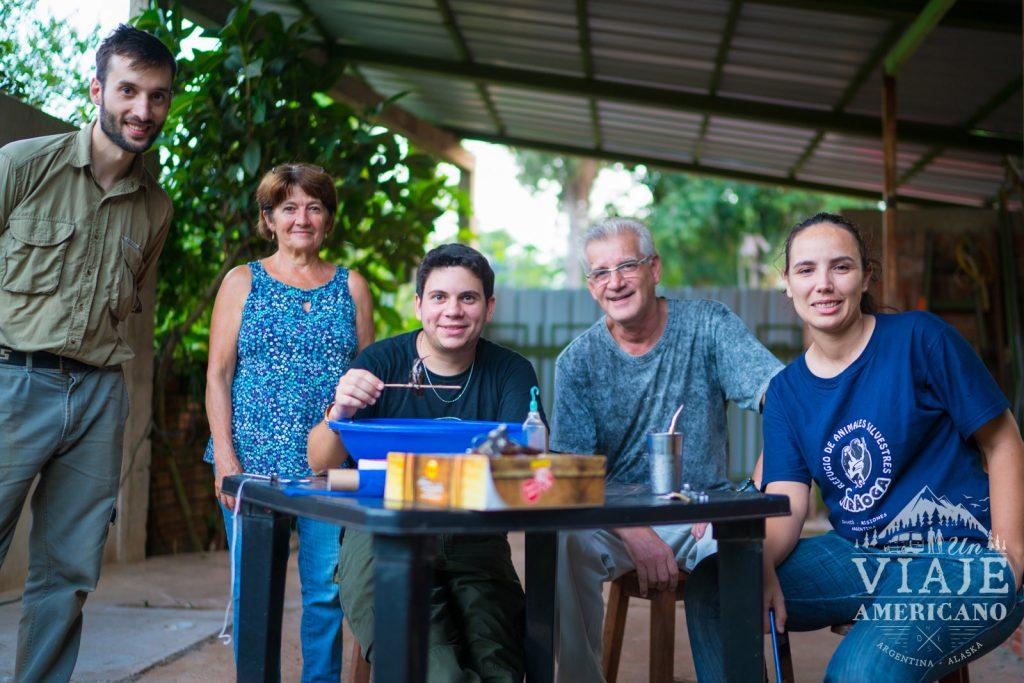 El Jardín de los Picaflores Amigos Iguazu Misiones Argentina