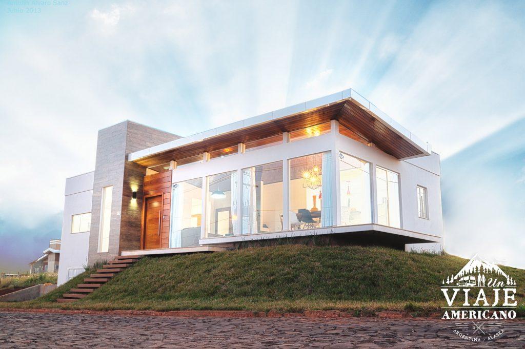 Casa Exterior HDR