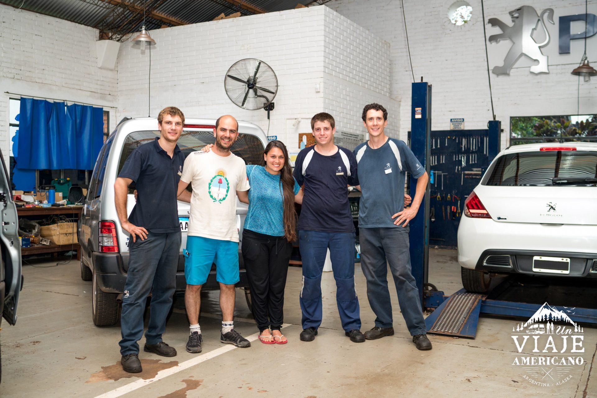 Mecánicos Seewald Peugeot Puerto Rico