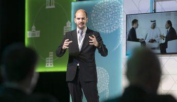 Nicolas Mango Marri Abu Dhabi Conferencia