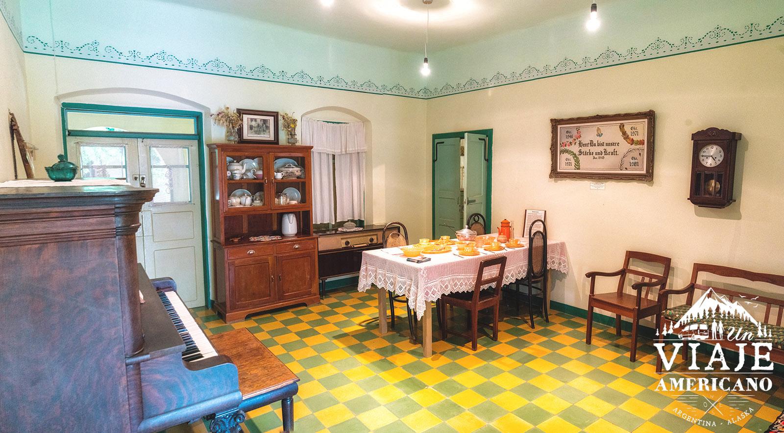 Menonitas Chaco Paraguayo