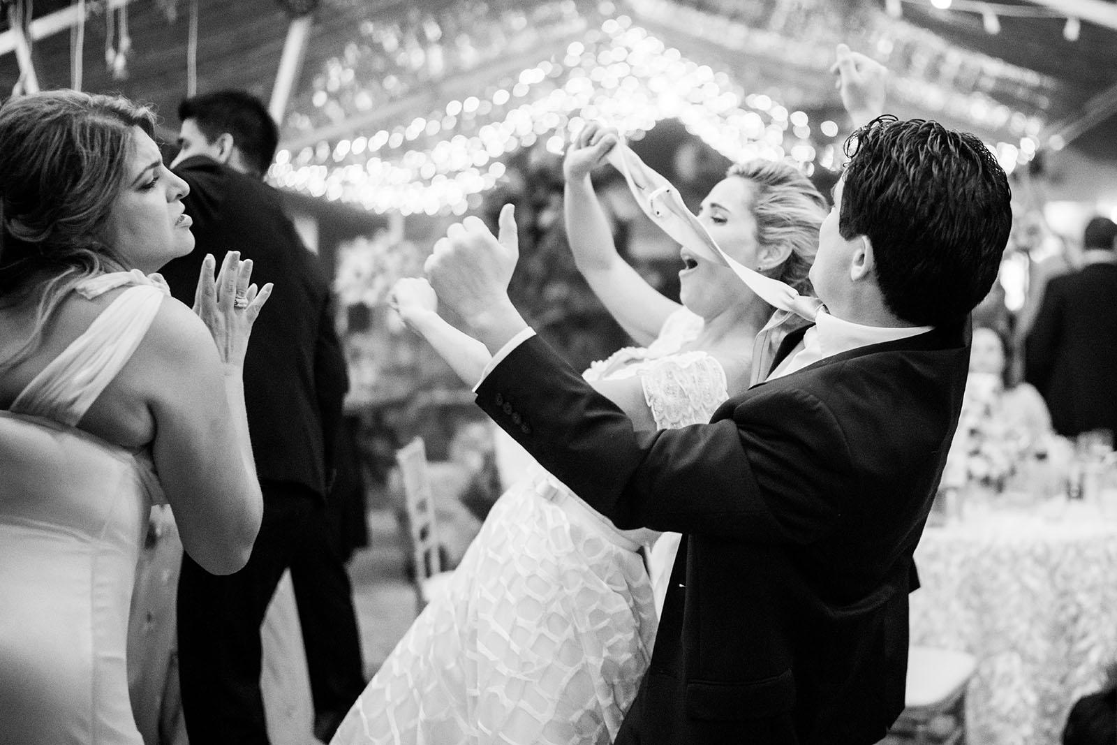boda en Samaipata