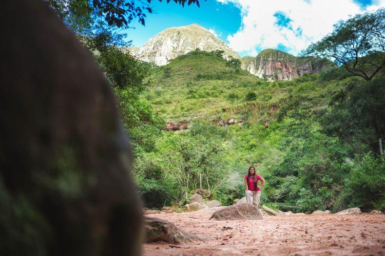 Cascadas Cuevas Samaipata