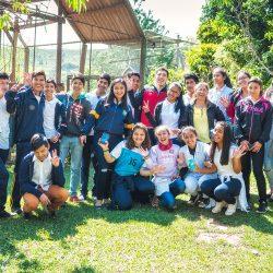 Podrás dar la bienvenida a estudiantes y turistas