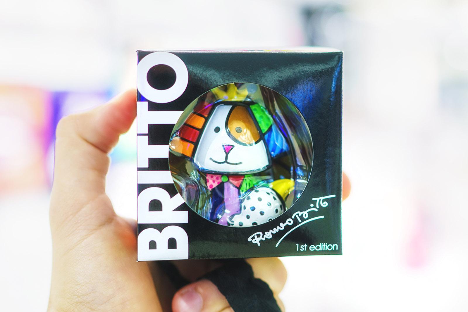Britto caja Miami