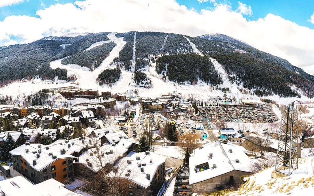 Andorra Paisaje