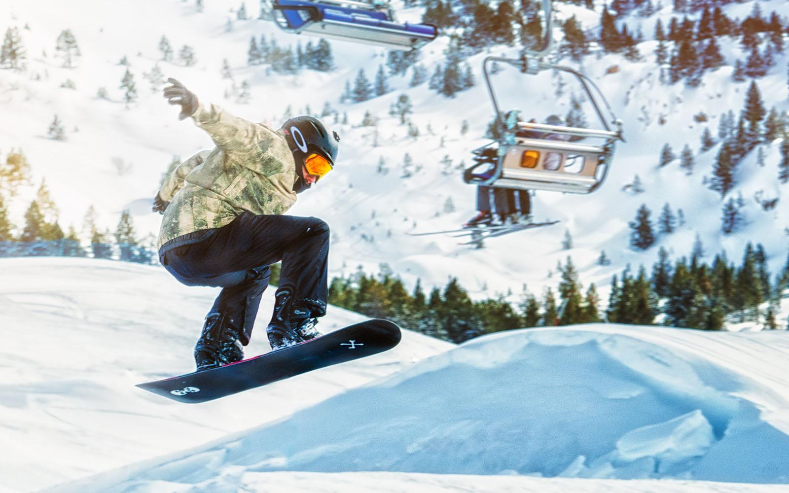 Andorra Salto Ski