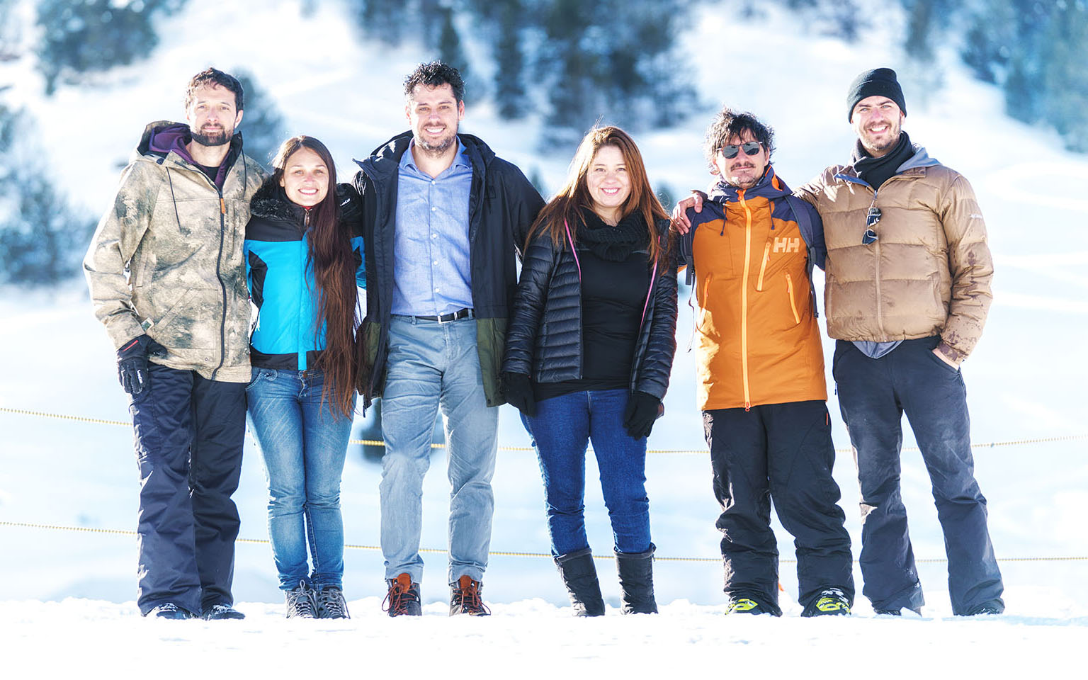 Amigos Andorra Grupo Sony A7RII