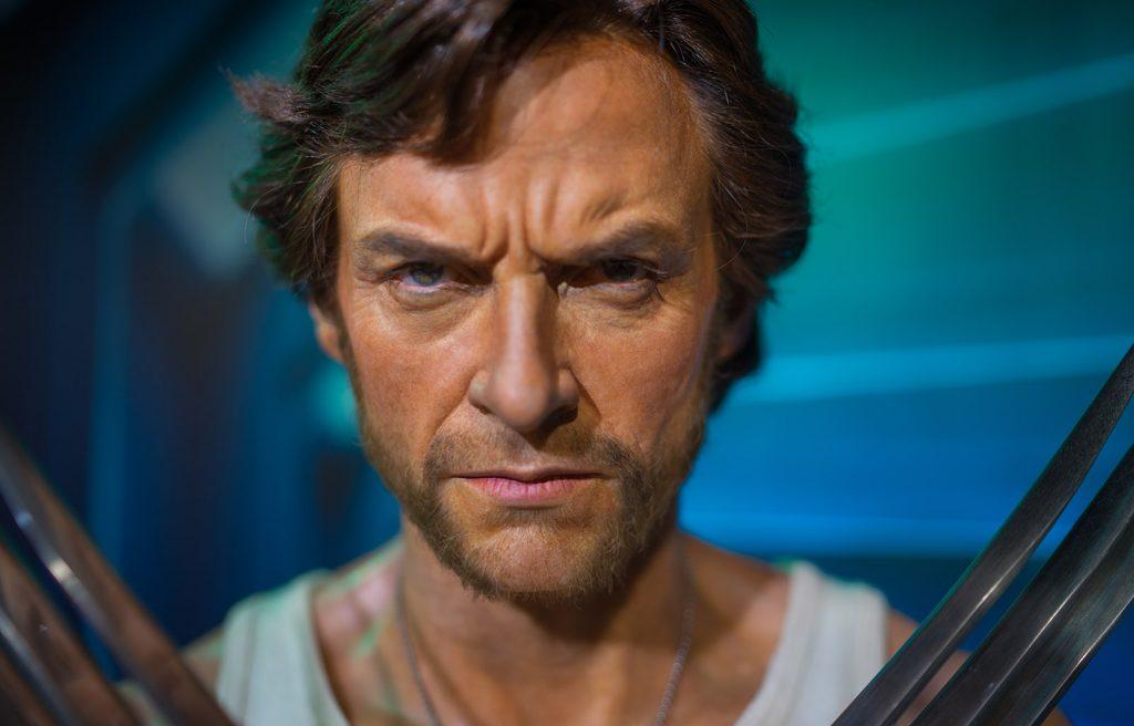 Wolverine Madame Tussauds
