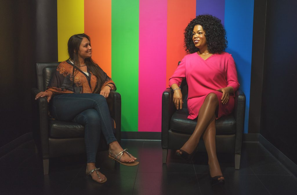 Oprah Madame Tussauds