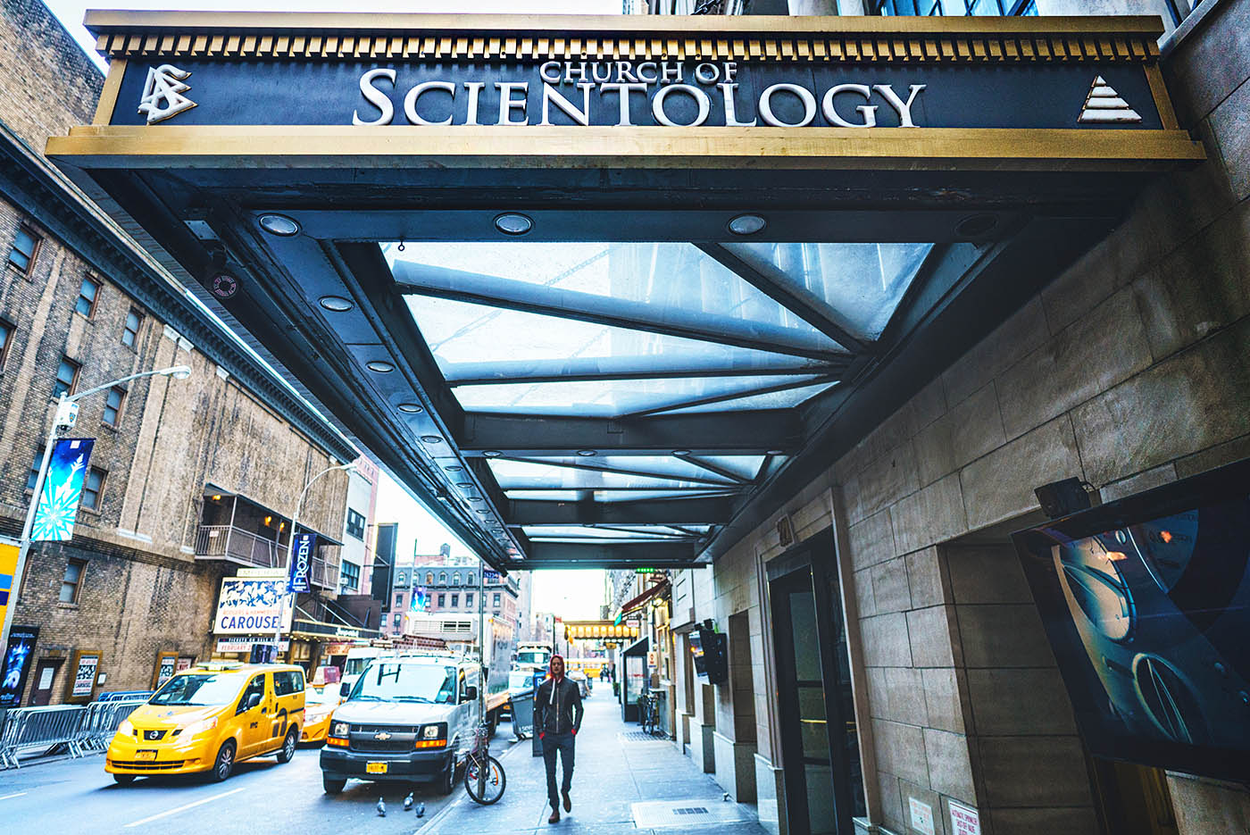 New York Scientology