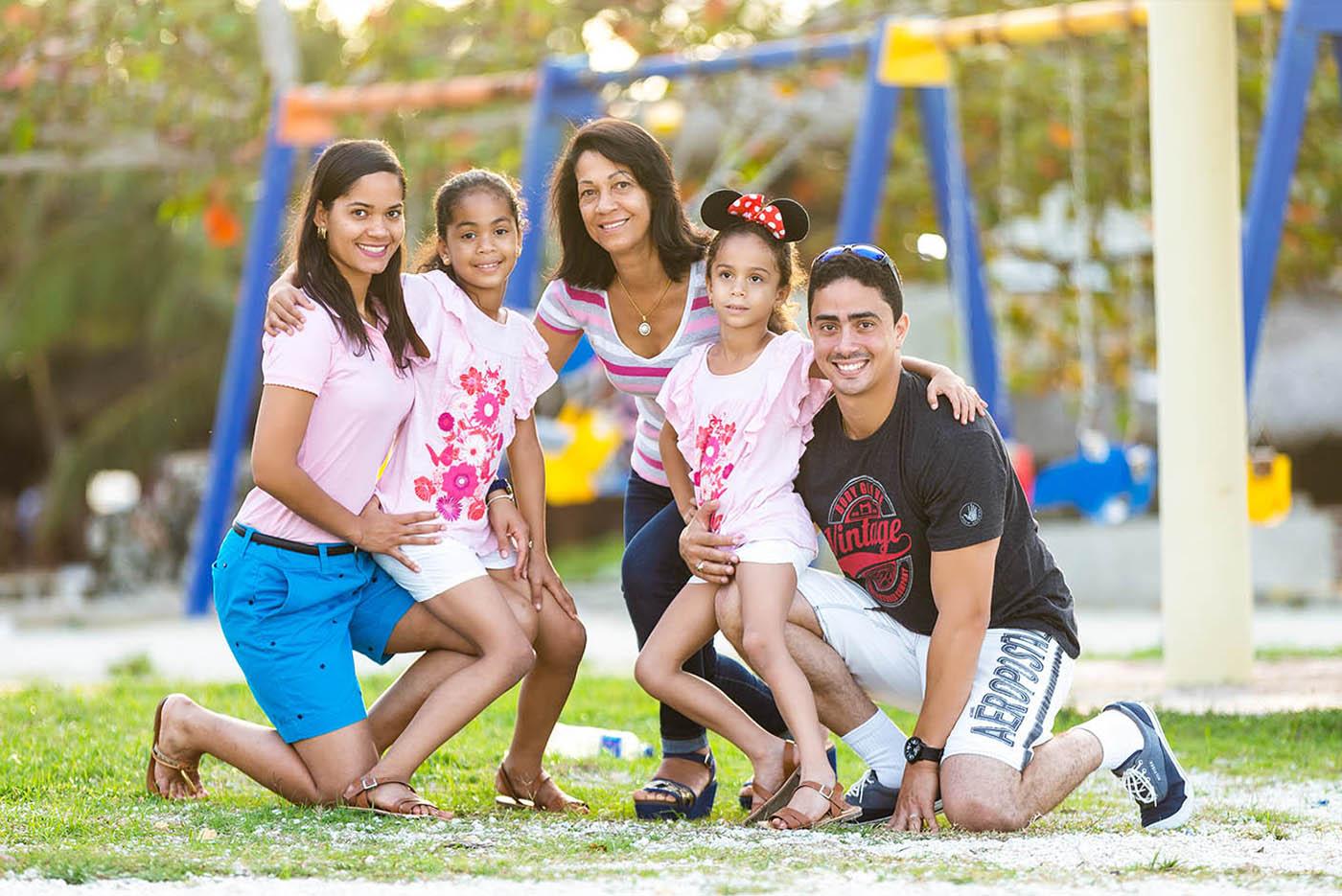 Familia Republica Dominicana