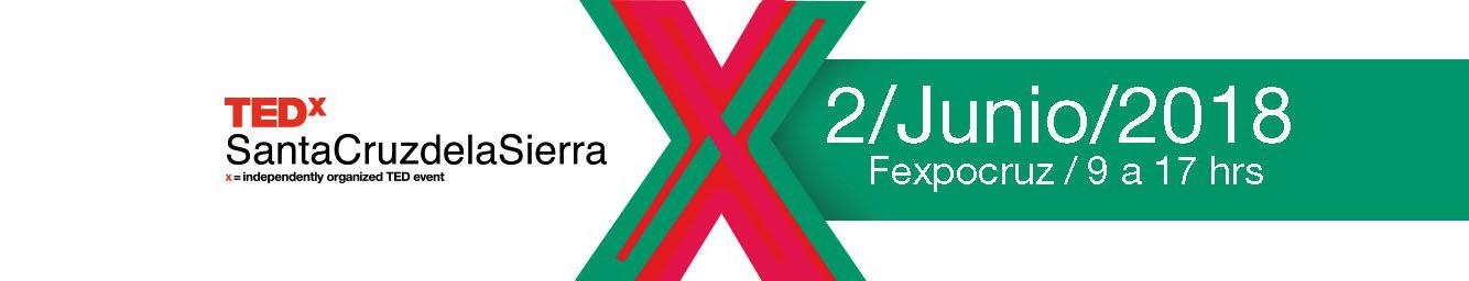 TEDxSantaCruzdelaSierra