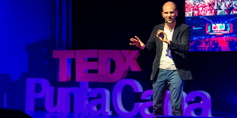 TEDxPuntaCana Nicolás Mango Marri