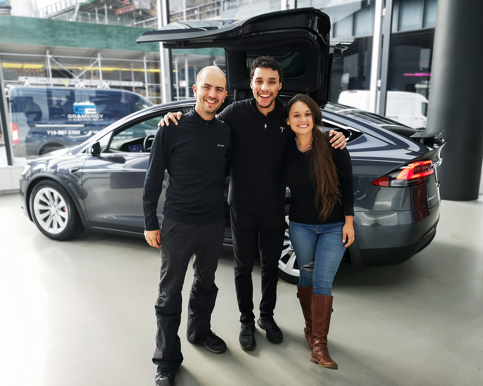 Tesla NYC