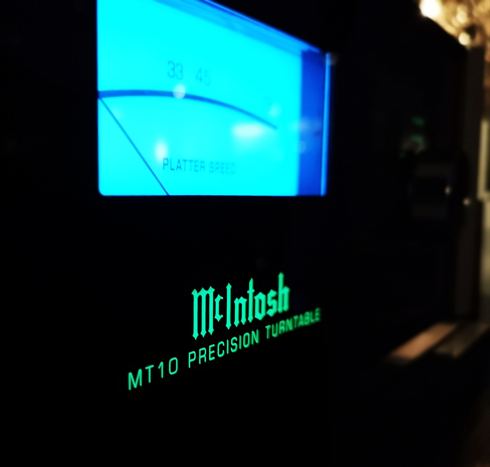 Amplificador McIntosh